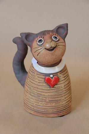 Kočka střední, 17 cm