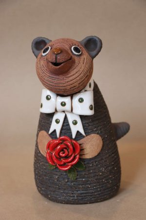 Medvěd, 25 cm