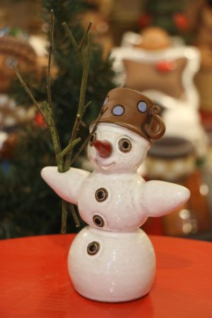 Sněhulák, 18 cm